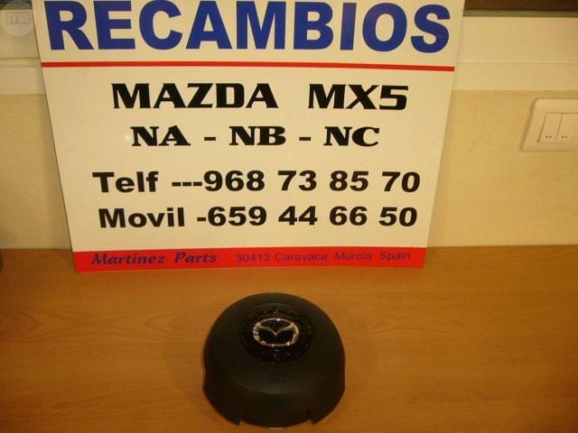 AIRBAG DEL VOLANTE MAZDA MX5 NC - foto 3