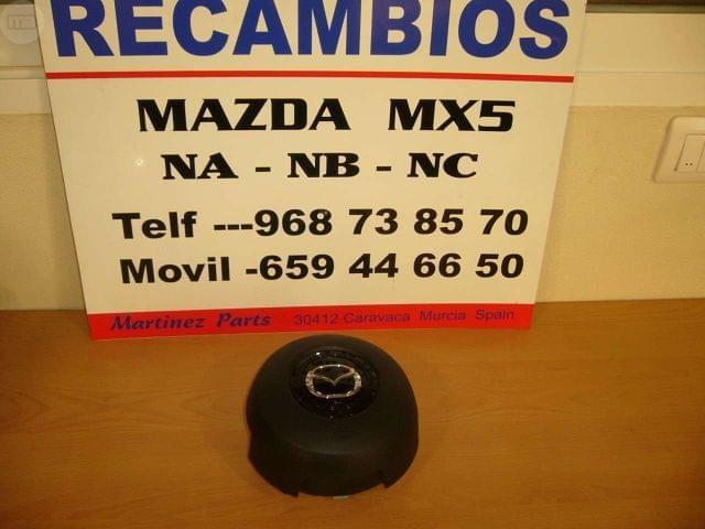 AIRBAG DEL VOLANTE MAZDA MX5 NC - foto 4