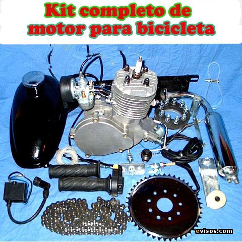 VENDO KIT COMPLETO DE MOTOR PARA BICICLE - foto 1