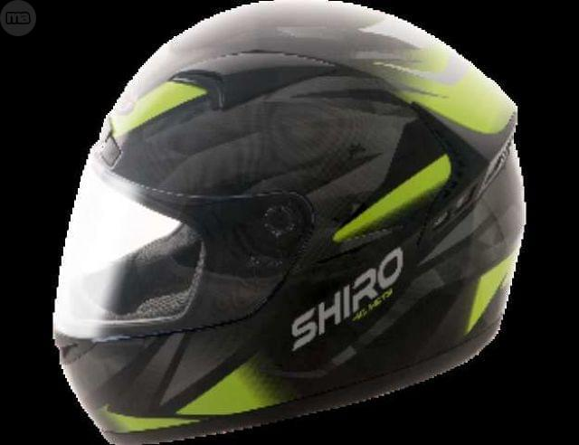 CASCO INTEGRAL SHIRO SH 335 ABS - foto 5