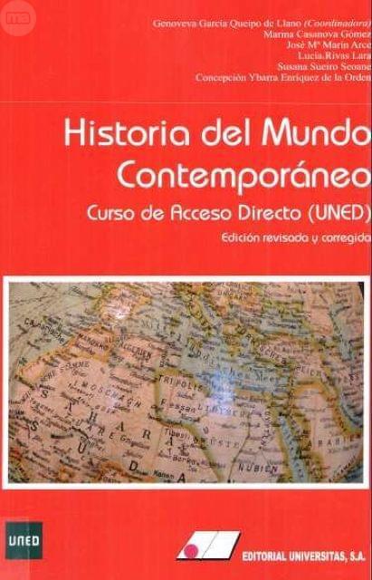 LIBROS PRUEBA DE ACCESO 25 Y45 UNED PDF