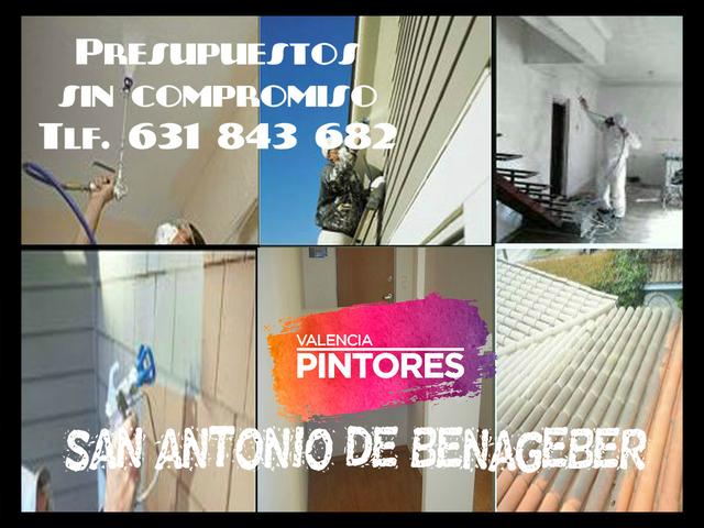 PINTOR,  EMPAPELADOR,  ALISADOR,  631622453 - foto 5