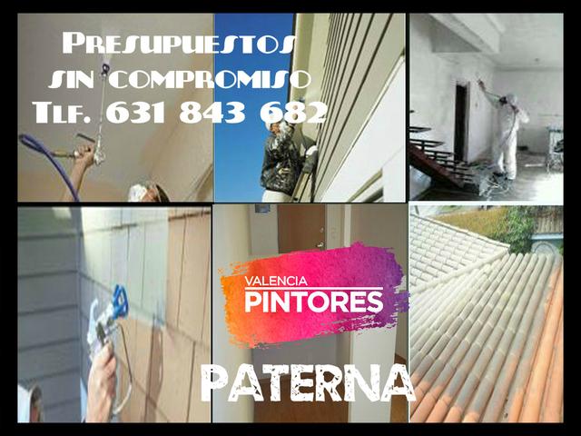 PINTOR,  EMPAPELADOR,  ALISADOR,  631622453 - foto 6