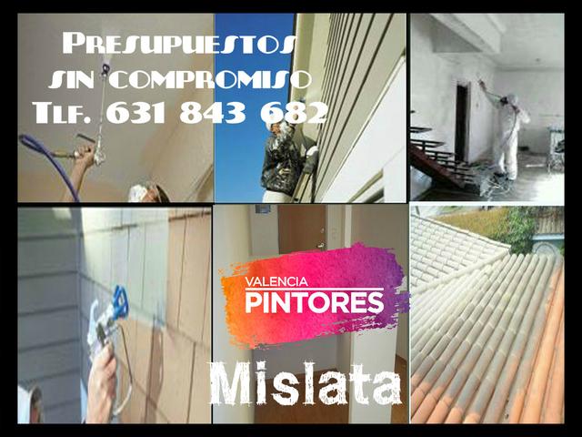 PINTOR,  EMPAPELADOR,  ALISADOR,  631622453 - foto 7