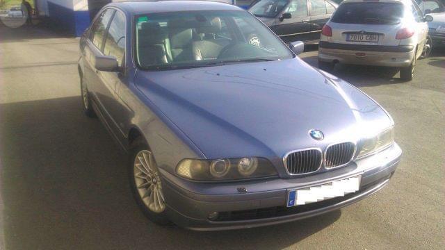 DESPIECE - RECAMBIO BMW SERIE 5 BER 530D - foto 5