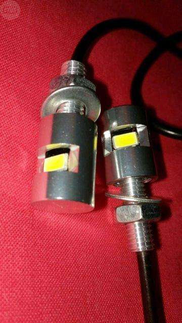 LED MATRÍCULA MOTO - foto 1
