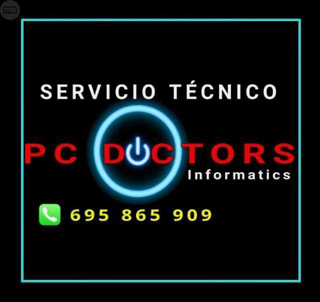 SERVICIO TÉCNICO INFORMÁTICO PC DOCTORS