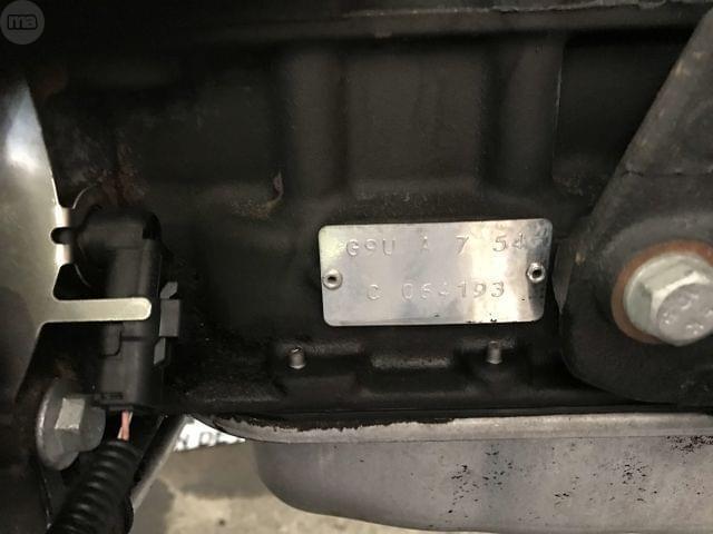 MOTOR RENAULT MASTER 2. 5DCI 2005 - foto 4