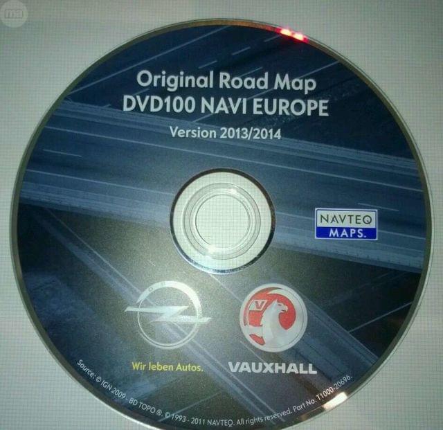 MAPA GPS OPEL CHEVROLET EUROPA 2019 - foto 6