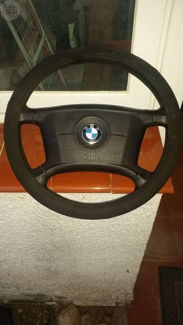 VOLANTE CON AIRBAG BMW 320D E46 136CV - foto 2