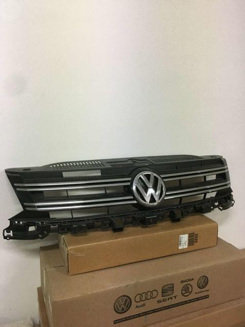 REJILLA CENTRAL VW TIGUAN 2012-2016 - foto 1
