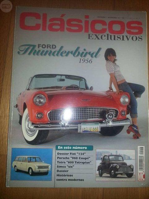 CLÁSICOS EXCLUSIVOS, REPORTAJE  FIAT 124.  - foto 1
