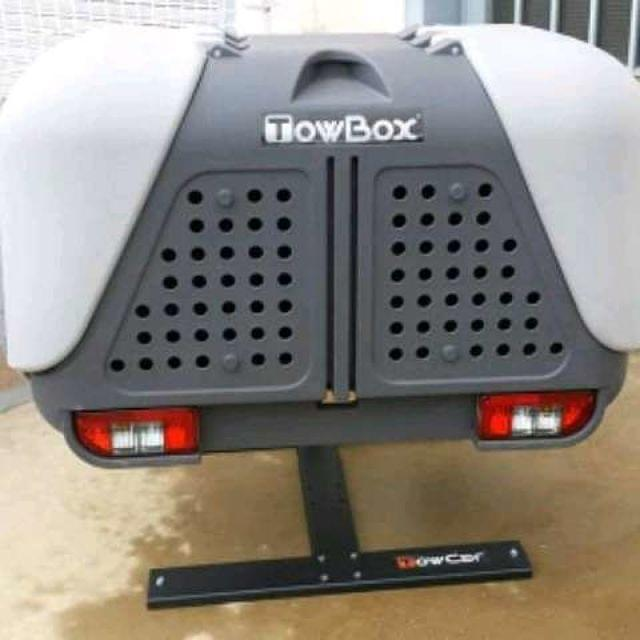 TOW BOX TRANSPORTE ANIMALES