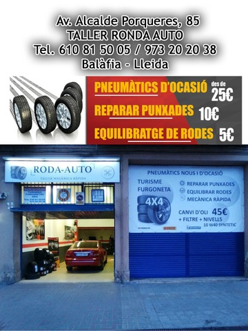 NEUMÁTICOS NUEVOS 225/45 R17 94WXL - foto 1