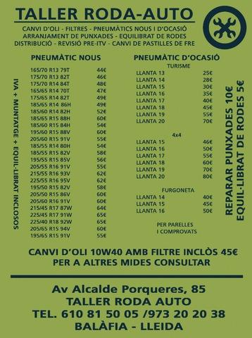 NEUMÁTICOS NUEVOS 225/45 R17 94WXL - foto 3