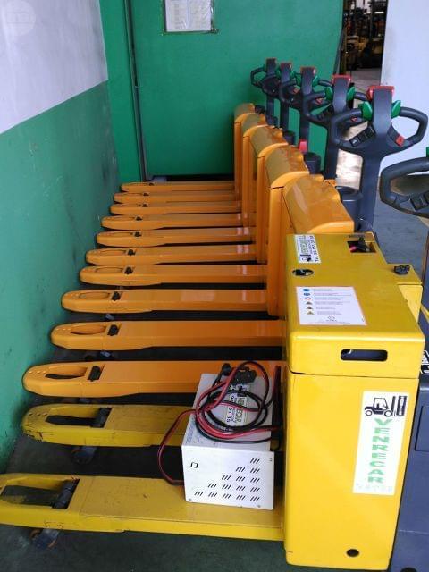 TRANSPALETAS  ELECTRICAS JUNGHEINRICH - foto 3