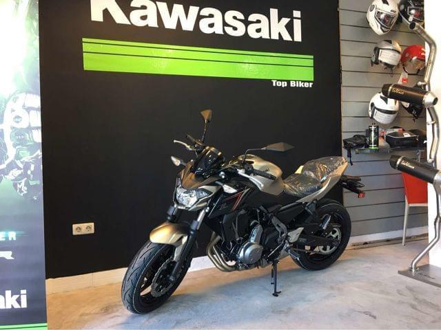 KAWASAKI - Z650 ABS - foto 2