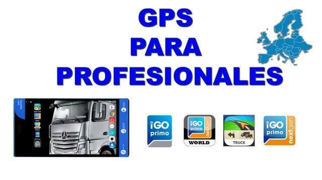 GPS PROFECIONAL 2017 LENOVO