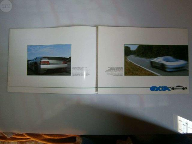 CATALOGO ORIGINAL PEUGEOT OXIA 1988 - foto 3