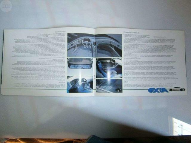 CATALOGO ORIGINAL PEUGEOT OXIA 1988 - foto 7