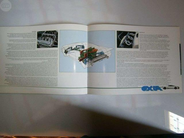 CATALOGO ORIGINAL PEUGEOT OXIA 1988 - foto 8