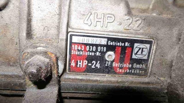 CAJA CAMBIOS BMW 750I E32 5. 0 V12 299CV - foto 2