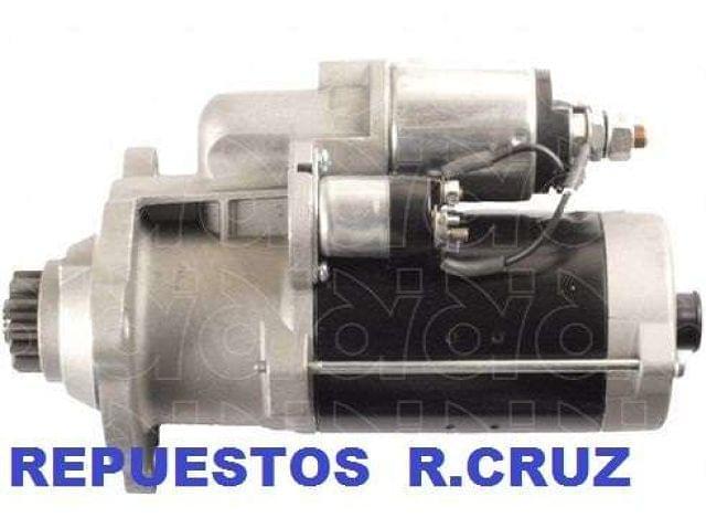 MOTOR DE ARRANQUE MERCEDES - foto 1