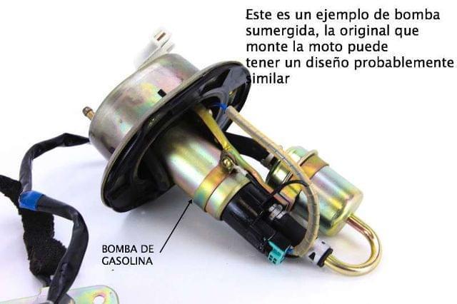 BOMBA GASOLINA HONDA CB 1300 F CB1300F - foto 4
