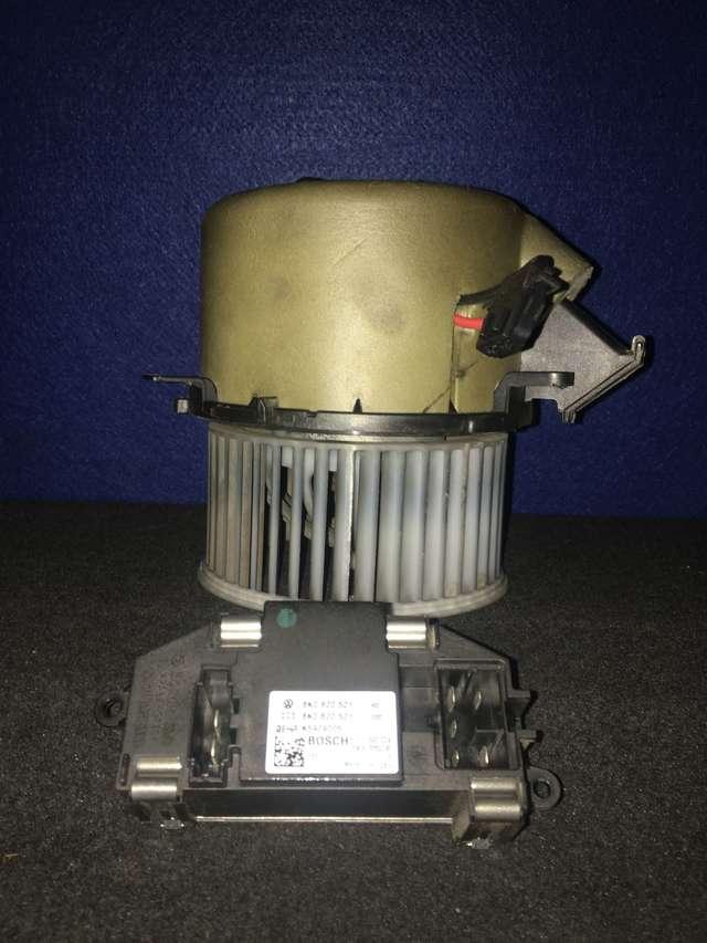 VENTILADOR CALEFACCION AUDI A4 A5 Q5 - foto 2