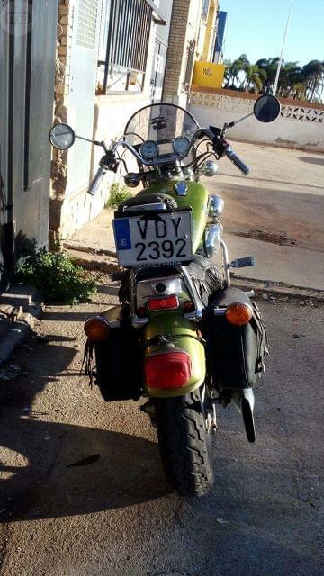 YAMAHA - VIRAGO 750 - foto 3