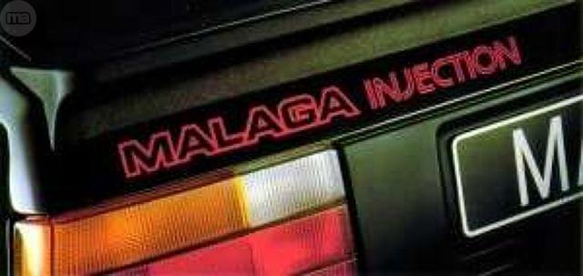 SEAT MÁLAGA INJECTION - foto 1