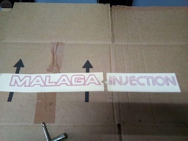 SEAT MÁLAGA INJECTION - foto 2