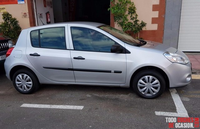 RENAULT - CLIO AUTHENTIQUE 1. 2 75 5P.  ECO2 E5 - foto 3