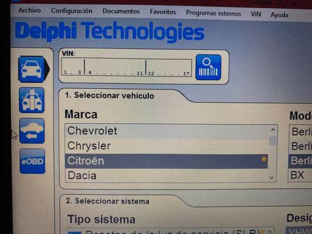 DIAGNOSIS DELPHI DS150E MULTIMARCA OBD2 - foto 5
