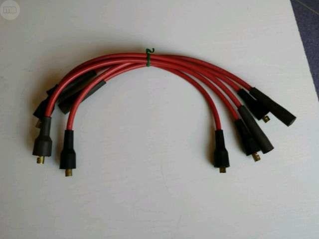 CABLES DE ENCENDIDO R5 TS, TX,  TL, GTL - foto 1