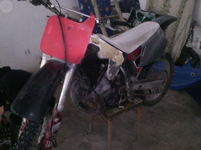 HONDA - DESPIECE CR 125 O  250 - foto 8