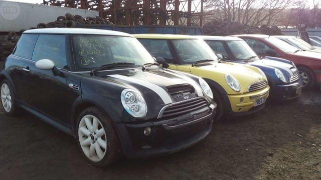 DESPIECE COMPLETO MINI COOPER ONE - foto 3