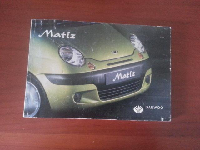 MANUALES DE USUARIO DEL DAEWOO MATIZ - foto 3