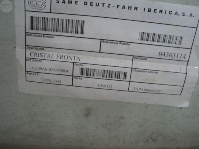 CRISTALES CABINA TRACTORES VARIOS - foto 3