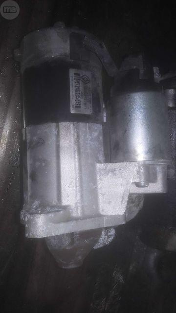MOTOR ARRANQUE RENAULT 1. 5 DCI - foto 1