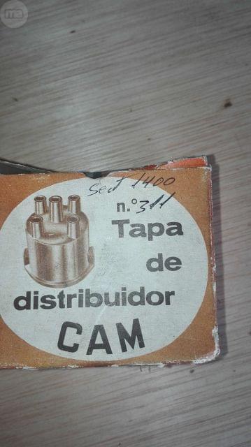 TAPAS DELCO DISTRIBUIDOR SEAT 1400 - foto 1