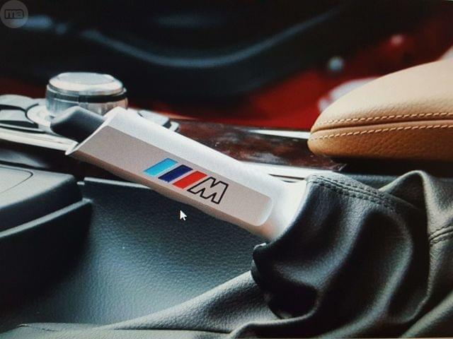 BMW CUBRE FRENO DE MANO M  * NUEVO*  - foto 5