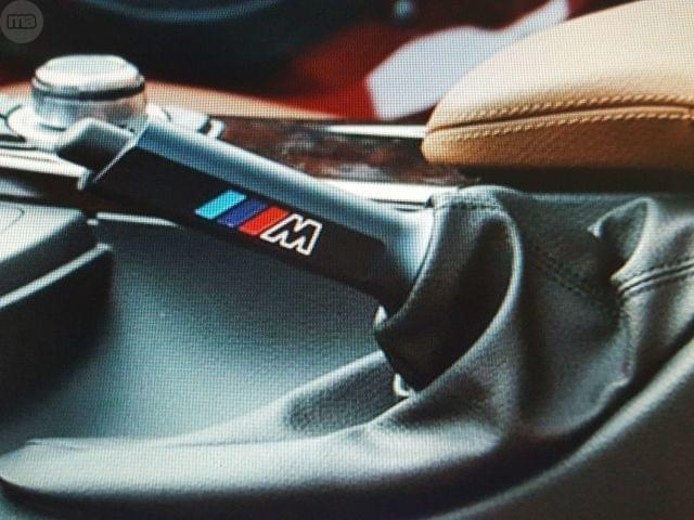 BMW CUBRE FRENO DE MANO M  * NUEVO*  - foto 6