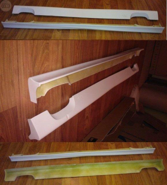 TALONERAS SEAT IBIZA 6L CORBODA - foto 2