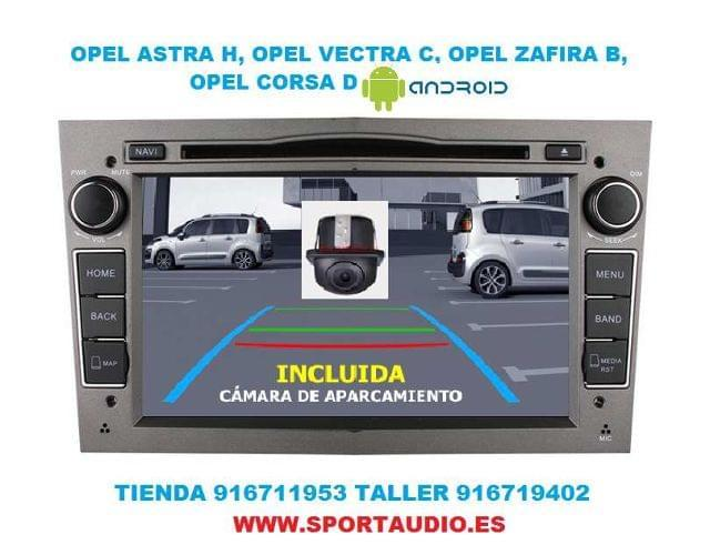 RADIO DVD OPEL CORSA ANDROID - foto 3