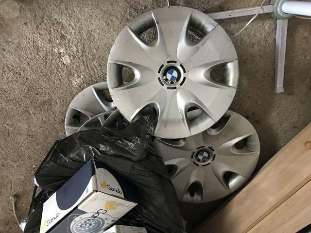 TAPACUBO ORIGINAL BMW 16 - foto 1