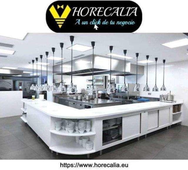 MAQUINARIA * HOSTELERIA * PANADERIA *