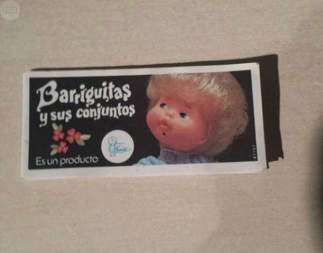 CATÁLOGO VESTIDOS BARRIGUITAS AÑOS 70