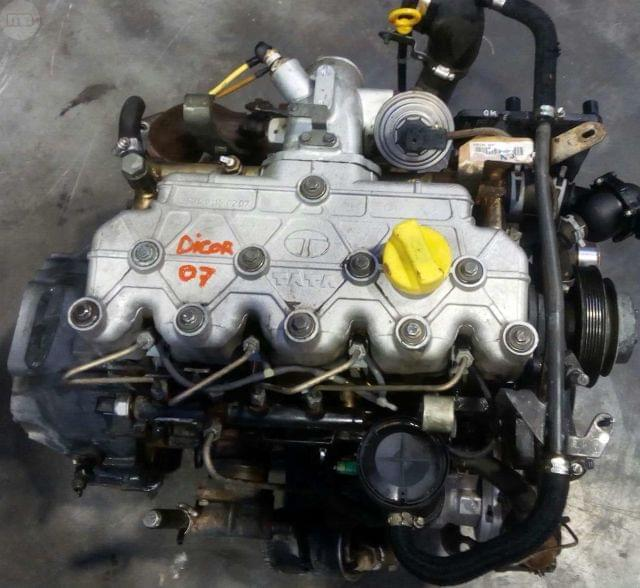 MOTOR TATA GRAND SAFARI 3. 0TD DICOR07