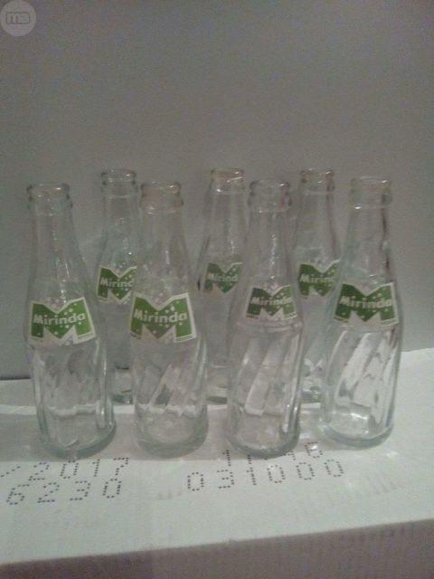 Botellas De Mirinda Antiguas